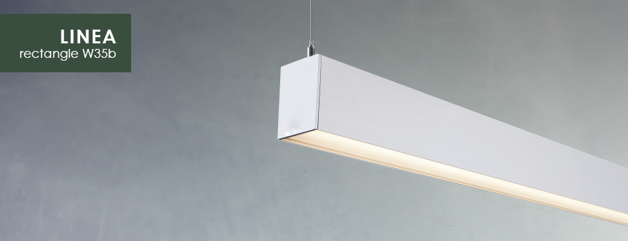 Office lighting linear