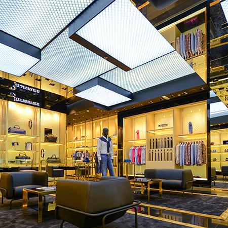 LED lightbox strip lighting